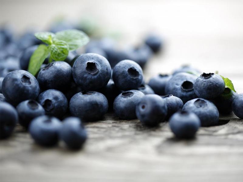 Trái việt quất tươi - Quà tặng trái cây % Giao hàng tận nơi