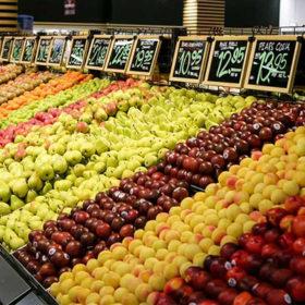 Cửa hàng trái cây nhập khẩu